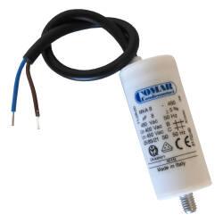 Kondensatory Rozruchowe Do Silników Elektrycznych Do Dmuchaw W Kotłach Centralnego Ogrzewania