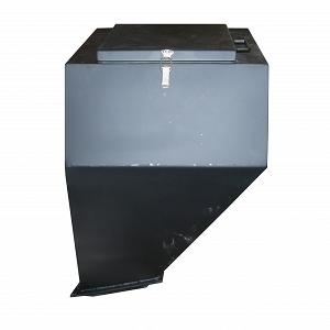 Bardzo dobry Zbiornik na węgiel do podajnika ślimakowego 25 kW PL02