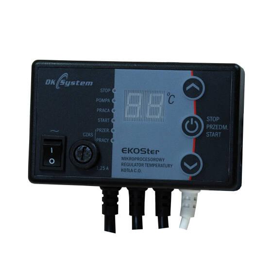 Wystarczy Regulator temperatury, sterownik do kotła DK-0501 Ekoster - DOMER  #PP-01